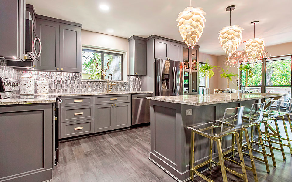 custom home building company